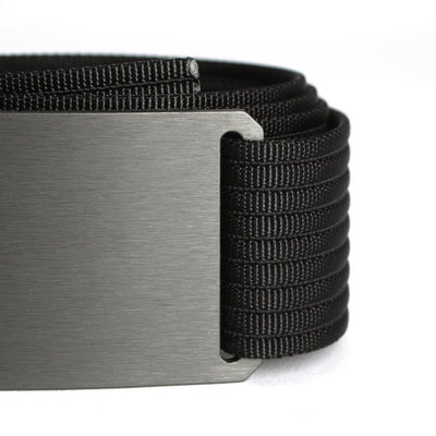 Men's Gunmetal Belt