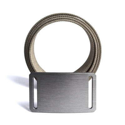Kids' Gunmetal Belt