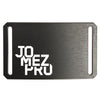 Jomez Pro Disc Golf Gunmetal Buckle Grip6 Belts USA Made swatch-image