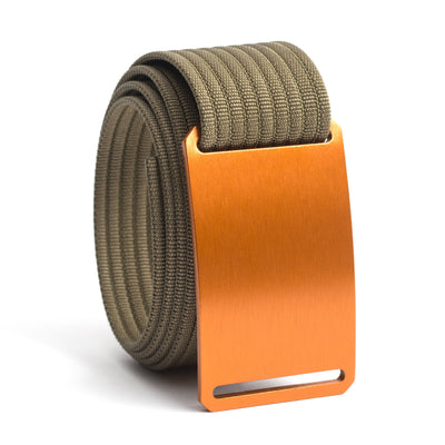 Foxtail GRIP6 belt with Khaki strap swatch-image