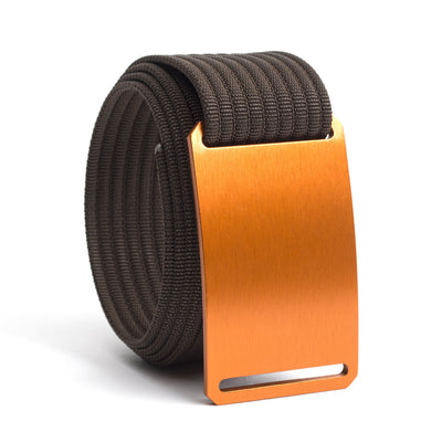 Foxtail GRIP6 belt with Mocha strap swatch-image