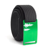Women's Green Pine Buckle GRIP6 belt with Black strap swatch-image
