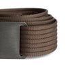 Women's Gunmetal Belt (Narrow)