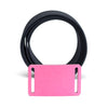 grip6 women's series pink (rose) buckle