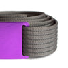 GRIP6 Classic Women's Belt Lupine (Purple) Buckle Collection