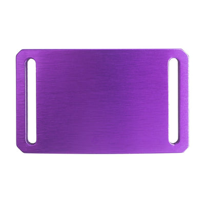 GRIP6 Belts Men's Narrow classic Purple (Lupine) buckle swatch-image