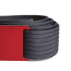 GRIP6 Classic Women's Belt Ember (Red) Buckle Collection