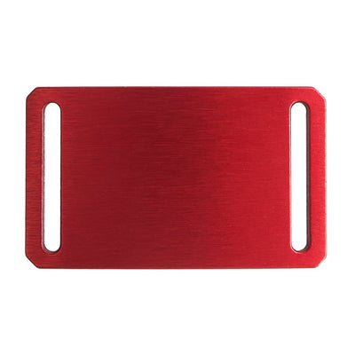 GRIP6 Belts Men's Narrow classic Red (Ember) buckle swatch-image
