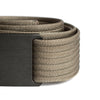 GRIP6 Belts Women's Soul Series with Gunmetal Sego Lily Buckle