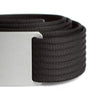GRIP6 Belts Women's Classic Silver (Granite) buckle