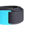 GRIP6 Belts Women's Soul Series with Teal Surf Buckle