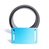 Men's Narrow Aurora Belt