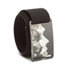 grip6 belts men's teton buckle w/ black strap swatch-image