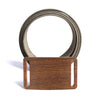 Women's Walnut Belt (Narrow)