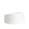 GRIP6 Women's webbing White belt strap swatch-image