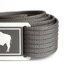 Kids Wyoming Flag Series Belt