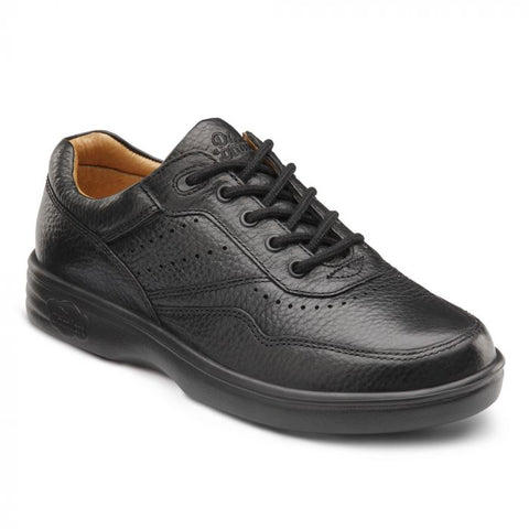 DR. COMFORT BLACK PATTY WOMEN'S CASUAL SHOES