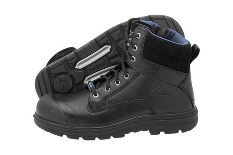Ascent Alpha 2 4E Safety Boot Black