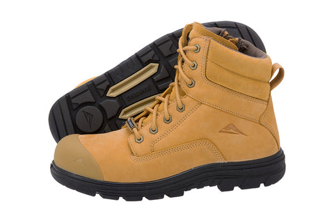 Ascent Alpha 2 4E Safety Boot Wheat