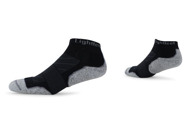 Lightfeet-Evolution Mini Crew Sock