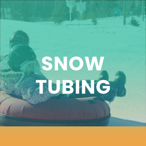 Snow Tubing Pass (Full Day)