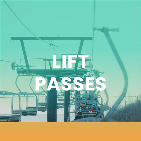 Adult Lift Passes (18 & over)