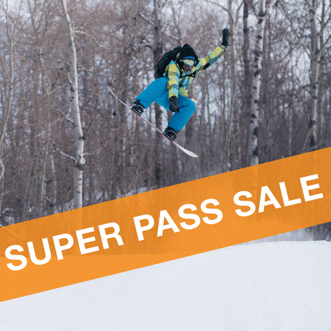 Super Pass - 2019/20 *Limited Time Only*