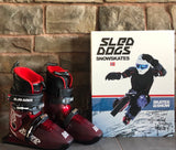 Sled Dog Snow Skates