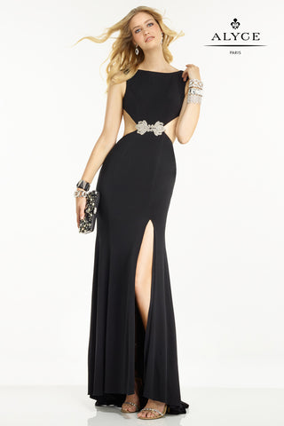 Alyce Paris Black Label Dress Style 5813