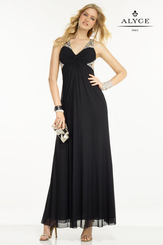 Alyce Paris Black Label Dress Style 5768