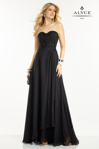 Alyce Paris Black Label Dress Style 5808
