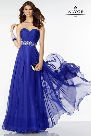 Alyce Paris Claudine Dress Style 2527
