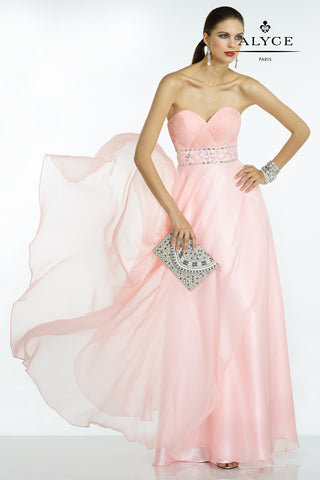Jovani Long Fitted Dress 31508