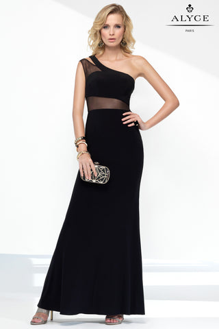 Alyce Paris Black Label Dress Style 5752