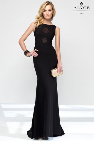 Alyce Paris Black Label Dress Style 5765