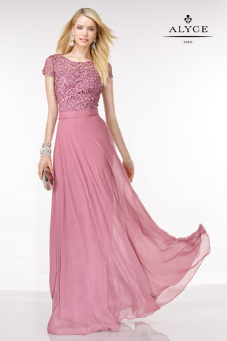 Alyce Paris Claudine Dress Style 2533