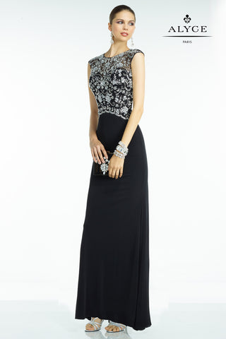 Alyce Paris Black Label Dress Style 5780