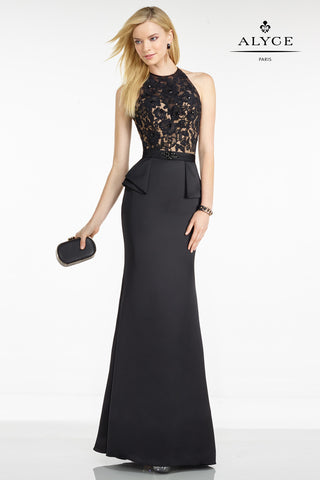 Alyce Paris Black Label Dress Style 5787
