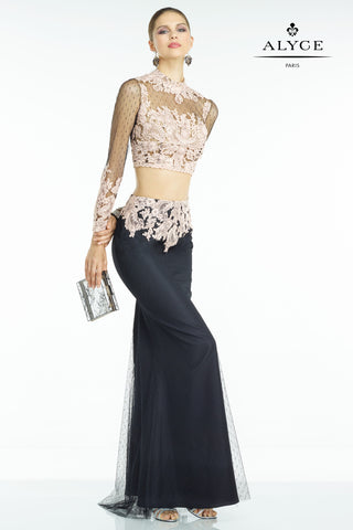 Alyce Paris Black Label Dress Style 5739