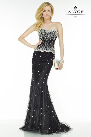 Alyce Paris Black Label Dress Style 5730