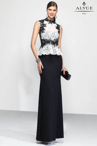 Alyce Paris Black Label Dress Style 5738