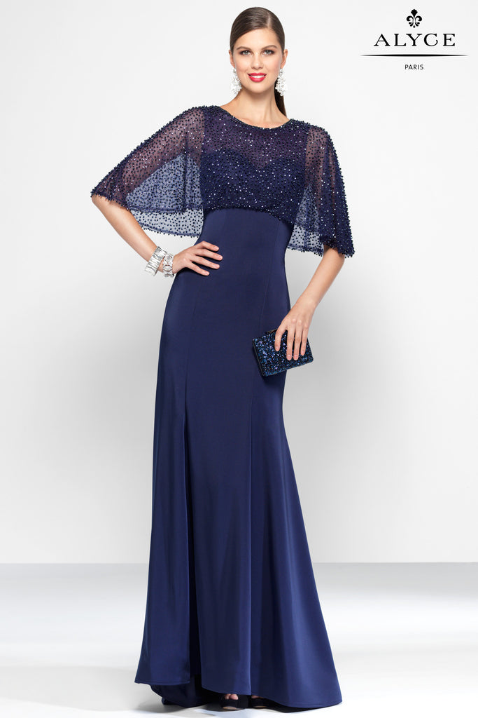 Alyce Paris Black Label Dress Style 5803