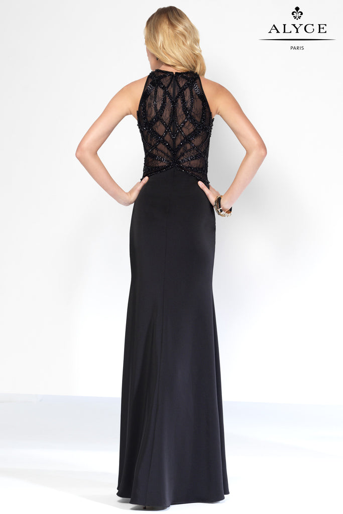 Alyce Paris Black Label Dress Style 5816