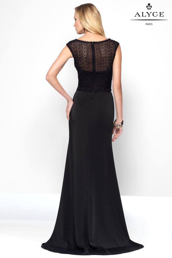 Alyce Paris Black Label Dress Style 5817