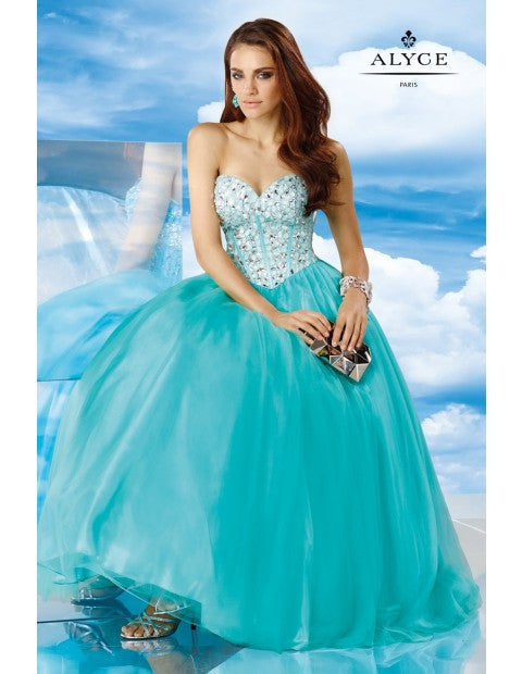 Alyce Paris Dress Style 6482