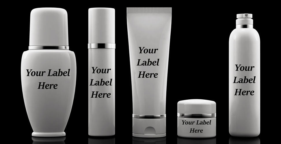 Private Label Skin Care Products | No Minimum Order | Wholesale