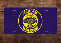 Alaska (McKinley National Park Route) Railroad Design