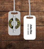 Clinchfield Railroad Luggage Tag