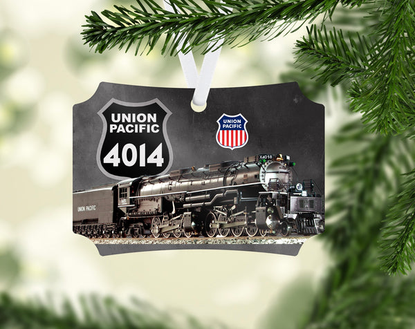 Union Pacific (UP) Big Boy 4014 Locomotive Ornament