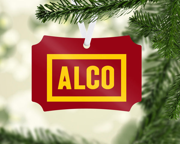 ALCO Ornament